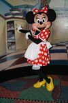 Minnie Mouse at Character Breakfest4