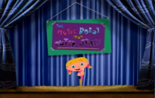 the music robot from outer space disney wiki fandom