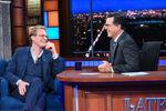 Paul Bettany visits Stephen Colbert