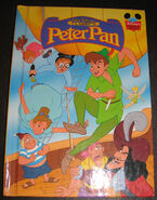 Peter pan wonderful world of reading uk version