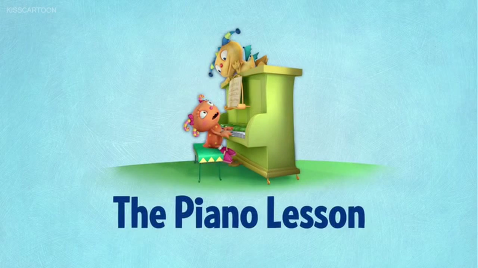 the piano lesson synopsis