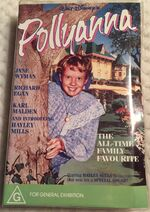 Pollyanna 1990 AUS VHS