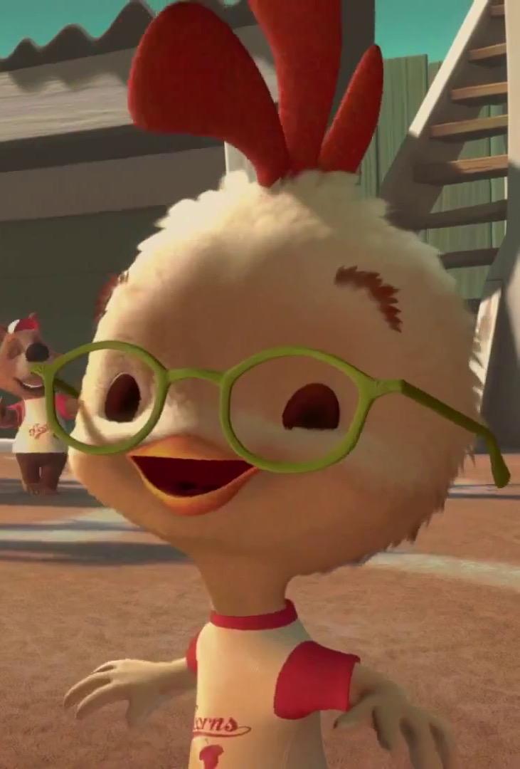 Ace Chicken Little Cluck Disney Wiki Fandom Powered By