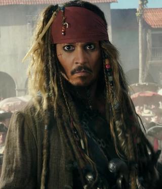 Adults Pirate Hat with Braids Beads Dreadlocks Fancy Dress Jack Sparrow New
