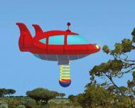Rocket Pogo Bouncer