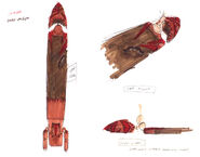 Solar Sailer Concept Art 1