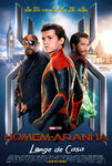 Spider-Man Far From Home Portuguese poster