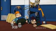 Stevens in Der Monster Klub 1