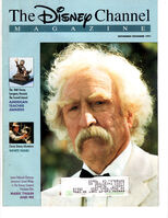 TheDisneyChannelMagazineNovemberDecember1991