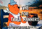 Time manners