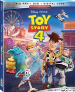Toy Story 4 BD