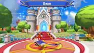 Zazu Disney Magic Kingdoms Welcome Screen