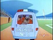 Beagle Boys arrested