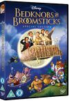 Bedknobs And Broomsticks (2009 UK DVD)