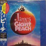 James and the Giant Peach Subtitled Japan Laserdisc