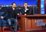 Lin-Manuel Miranda visits Stephen Colbert