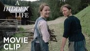 "A HIDDEN LIFE ""We Lived Above The Clouds"" Clip FOX Searchlight"