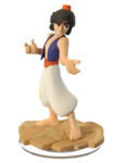 Aladdin DI2.0 Figurine Transparent