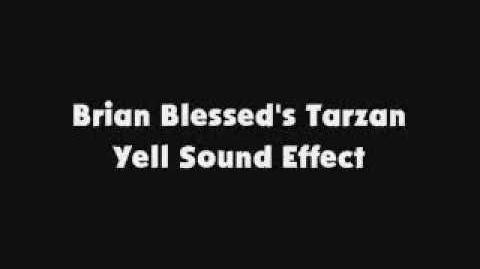 Brian Blessed's Tarzan Yell SFX