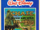 The Chase on Tom Sawyer's Island