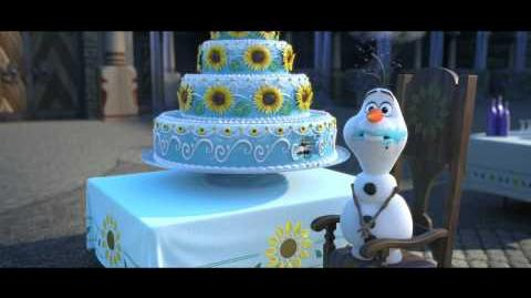 Curta Frozen Febre Congelante - Trailer Oficial - 26 de março nos cinemas
