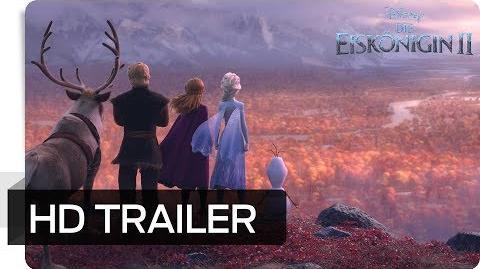 Die Eiskönigin 2 Offizieller Teaser Trailer (deutsch german) Disney HD