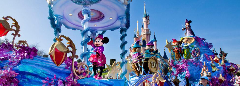 Disney Magic on Parade   Disney Wiki