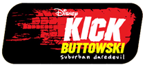 Disney Kick Buttowski - TV Logo