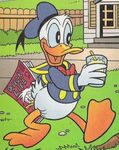 Donald as drawn by Steven Butler
