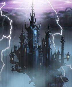 Evil Meridian Palace