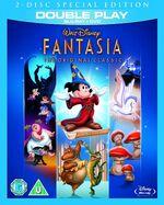 Fantasia (2011 UK Blu Ray)