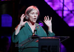 Frances McDormand speaks at Center Theatre Group 50th Anniversary