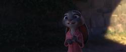 Judy entschuldigt sich bei Nick
