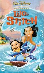 Lilo And Stitch (2003 UK VHS)