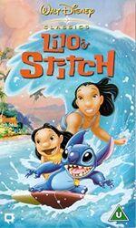 Lilo And Stitch (2003 UK VHS)