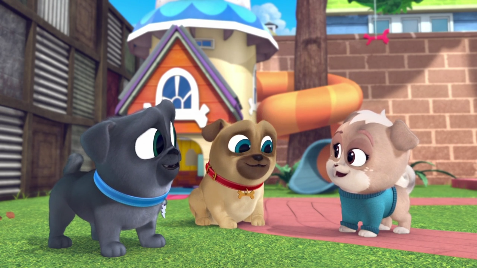 A New Pup In Town Disney Wiki Fandom Powered By Wikia