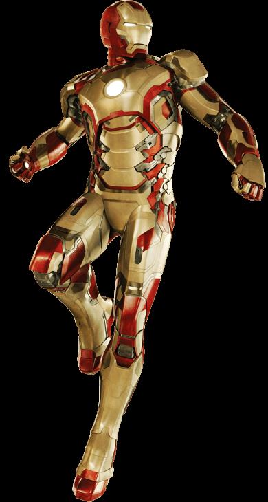 Marvel Studios The First Ten Years Iron Man 3 Pepper Potts Iron Man Mark XX...