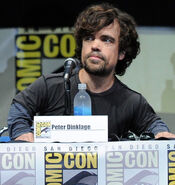 Peter Dinklage SDCC
