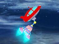 Rocket Backup Booster