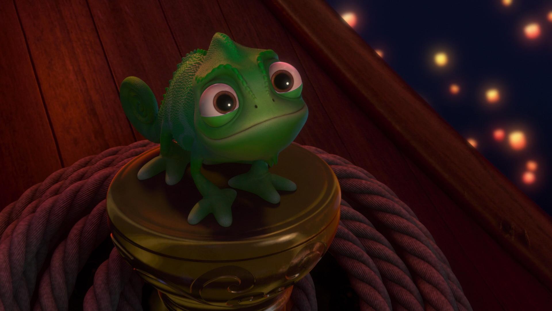 Pascal Disney Wiki Fandom Powered By Wikia Bouncer Sugar Baby Toys Appearances
