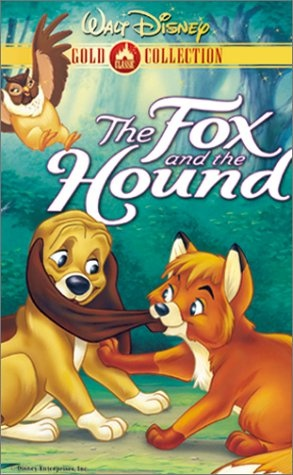 File:TheFoxAndTheHound GoldCollection VHS.jpg