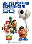 Toy Story 3 - 3D - Poster