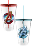 Age of Ultron Transparent Cups