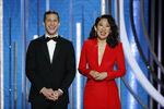 Andy Samberg & Sandra Oh hosting Golden Globes