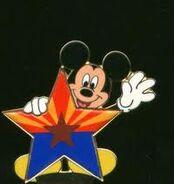 Arizon Mickey Pin
