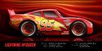 Cars 3 - Lightning McQueen