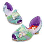 Deluxe Ariel Costume Shoes