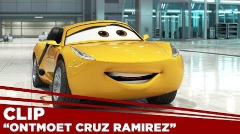 Disney•Pixar Cars 3 - Clip 'Ontmoet Cruz Ramirez' (NL gesproken) - Disney NL