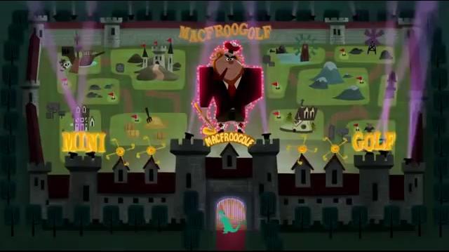Disney - The Ballad of Nessie (2011)
