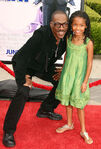 Eddie Murphy & Yara Shahidi Imagine That premiere